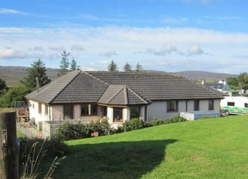 Thumbnail 4 bed detached house for sale in Smiddy: 4 Beds (1 En-Suite), Close To Amenities, Workshop, Dunvegan
