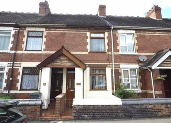 Thumbnail 2 bedroom terraced house for sale in Fletcher Road, Stoke, Stoke-On-Trent