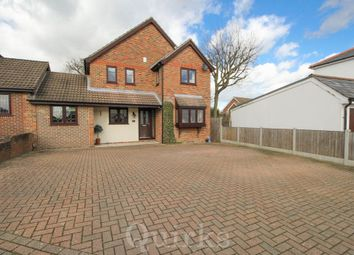 Thumbnail 4 bed link-detached house for sale in Heath Road, Ramsden Heath, Billericay