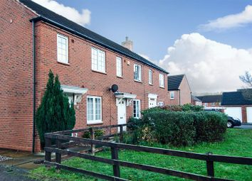Thumbnail 2 bed terraced house to rent in Rogerson Road, Fradley, Lichfield