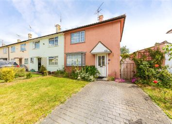 Thumbnail 2 bed end terrace house for sale in Rothbury Road, Chelmsford, Essex