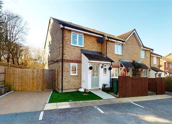 Thumbnail 2 bed end terrace house for sale in Holder Road, Maidenbower, Crawley