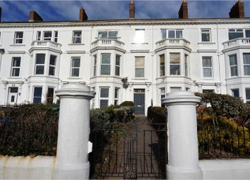 Thumbnail 1 bedroom flat to rent in 18 Alexandra Terrace, Exmouth