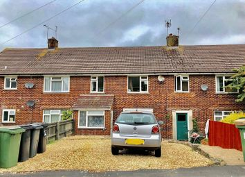Thumbnail 1 bed terraced house to rent in Warren Road, Winnall, Winchester