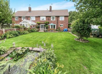 Thumbnail 4 bed semi-detached house for sale in Mill Close, Upton, Chester