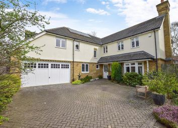 Thumbnail 5 bed detached house for sale in Copperfield Close, Kingswood, Maidstone, Kent
