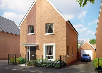 "Thumbnail 3 bed terraced house for sale in ""The Ogbourne"" at Amesbury Road, Longhedge, Salisbury"