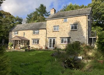 Thumbnail 4 bedroom detached house for sale in Llanfynydd, Carmarthen