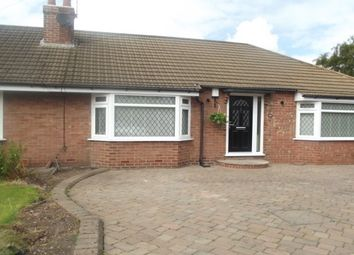 Thumbnail 2 bed bungalow to rent in Clifford Road, Wilmslow