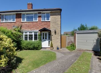 3 bed semi-detached house for sale in Dalby Crescent, Newbury, West Berkshire RG14