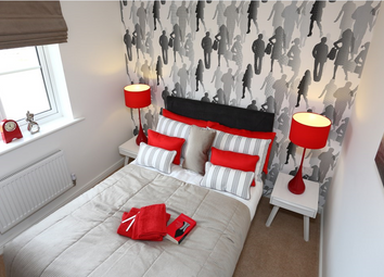Thumbnail 4 bedroom detached house for sale in The Waterford, Springfield Road, Middlesbrough