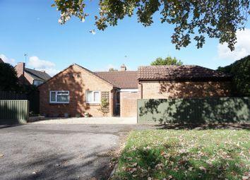 Thumbnail 3 bed detached bungalow for sale in Osborne Road, Trowbridge