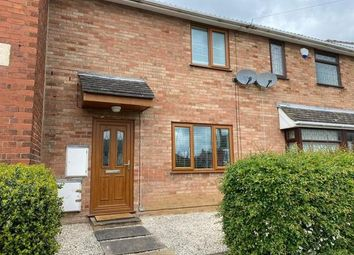 Thumbnail 2 bed terraced house for sale in Fairfield Road, Hugglescote, Leicestershire