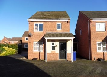 Thumbnail 3 bed link-detached house for sale in Castilla Place, Stretton, Burton-On-Trent