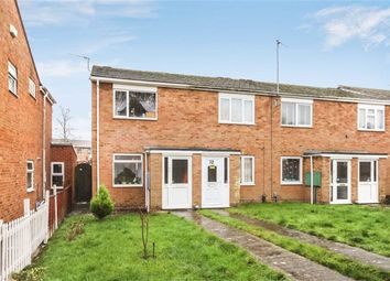 Thumbnail 2 bedroom end terrace house for sale in Connisborough, Toothill, Swindon