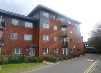 Thumbnail 2 bed flat to rent in Hever Hall, City Centre