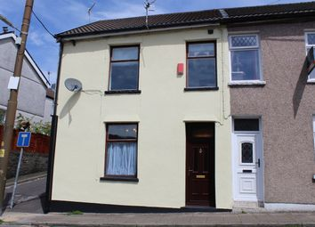 Thumbnail 4 bed end terrace house for sale in Brynhyfred Street, Tonypandy