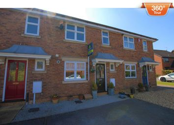 Thumbnail 3 bed terraced house for sale in Oakden Close, Bramshall, Uttoxeter