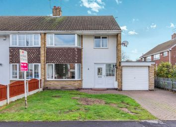 Thumbnail 3 bed semi-detached house for sale in Nunthorpe Close, Hatfield, Doncaster