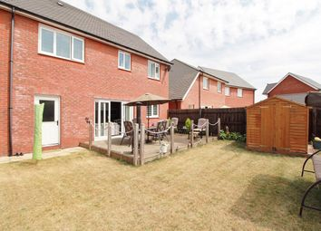 Thumbnail 4 bedroom detached house for sale in Abberley Hall Road, Newport
