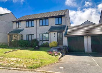 Thumbnail 3 bed semi-detached house for sale in Gwarth An Drae, Helston