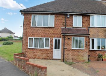 Thumbnail 2 bed end terrace house for sale in Pinewood Drive, Bletchley, Milton Keynes, Buckinghamshire