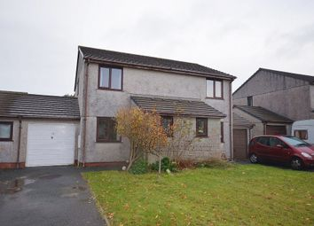 Thumbnail 2 bed semi-detached house for sale in Glendale Crescent, Mount Hawke, Truro