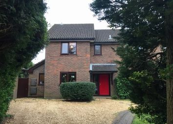 Thumbnail 4 bed detached house to rent in Wallington Drive, Chandler's Ford, Eastleigh