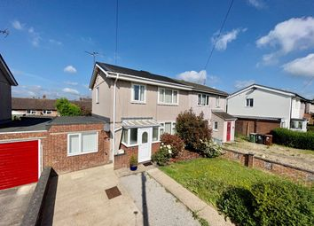 Thumbnail 4 bed semi-detached house for sale in Southall Road, Corby