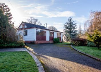 Thumbnail 4 bed detached bungalow for sale in Hoovers Lane, Near Pontshill, Ross-On-Wye