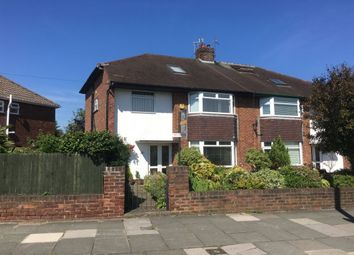 Thumbnail 4 bed semi-detached house for sale in Moor Lane, Crosby, Liverpool