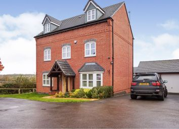 Thumbnail 5 bed detached house for sale in Jenham Drive, Sileby