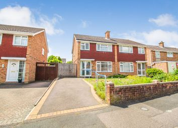 3 bed semi-detached house for sale in Caister Road, Bedford MK41