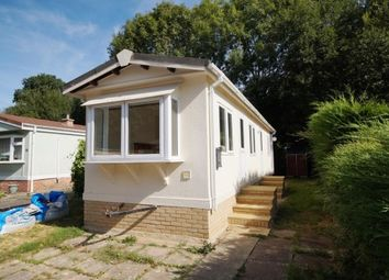 Thumbnail 2 bed detached house for sale in King Edward Mobile Home Park, Baddesley Road, North Baddesley, Southampton