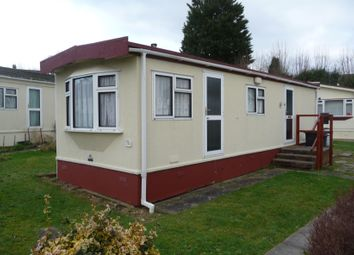 Thumbnail 1 bed mobile/park home to rent in Sunningdale, Mhp, Colden Common, Winchester