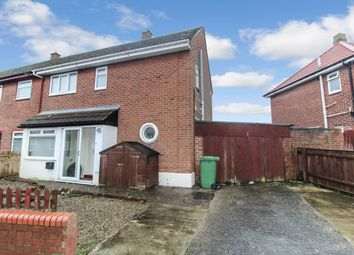 Thumbnail 3 bed semi-detached house for sale in Byron Avenue, Blyth