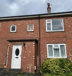 Thumbnail 2 bed flat for sale in Merebrook Road, Macclesfield