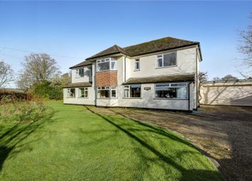 Thumbnail 5 bedroom detached house for sale in Littleworth, Milton Lilbourne, Pewsey, Wiltshire