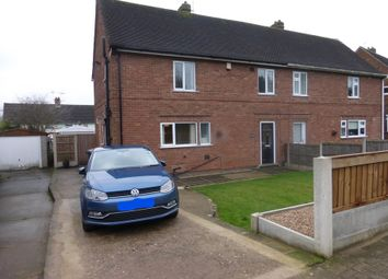 Thumbnail 3 bed semi-detached house to rent in Hickings Lane, Stapleford, Nottingham