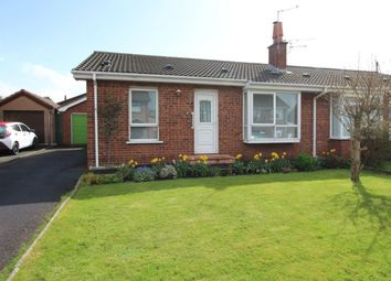 Thumbnail 2 bed bungalow for sale in Brook Avenue, Carrickfergus