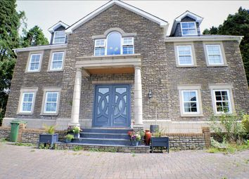 Thumbnail 4 bed detached house for sale in Ty-Carreg, Gilfach Farm, Hill Street, Porth