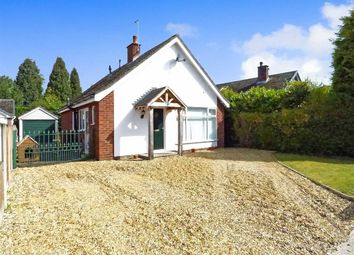 Thumbnail 2 bed detached bungalow for sale in Arrowsmith Drive, Alsager, Stoke-On-Trent