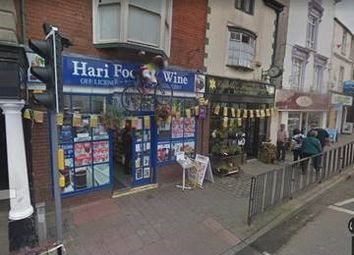 Thumbnail Retail premises for sale in High Street, Denbigh Wales