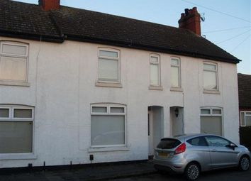 Thumbnail 3 bed terraced house to rent in Union Street, Finedon, Wellingborough