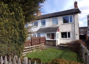 Thumbnail 2 bed semi-detached house for sale in Railway Terrace, Eaglescliffe, Stockton-On-Tees