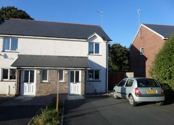 Thumbnail 2 bed semi-detached house for sale in Dolhelyg, Aberystwyth, Ceredigion