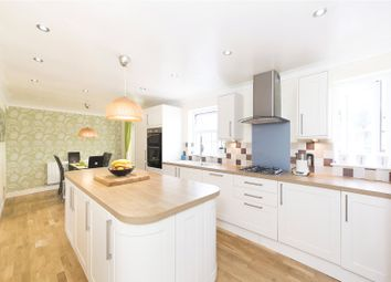 Thumbnail 4 bed detached house for sale in Westminster Croft, Rodley, Leeds, West Yorkshire