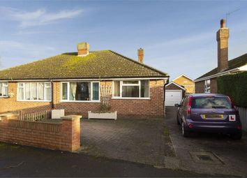 2 bed semi-detached bungalow for sale in Mill Close, Waltham, Grimsby, Lincolnshire DN37