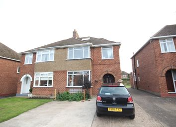 Thumbnail 4 bed semi-detached house to rent in St. Catherines Crescent, Whitnash, Leamington Spa