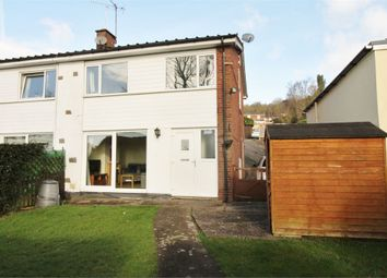 Thumbnail 3 bed semi-detached house for sale in Plane Tree Close, Caerleon, Newport